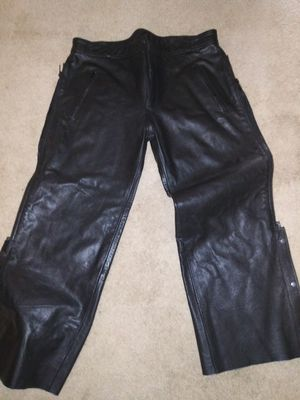 Leather chaps for Sale in Mulberry, FL