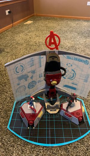 Marvel Playmation Avengers Repulser Gear for Sale in Mokena, IL