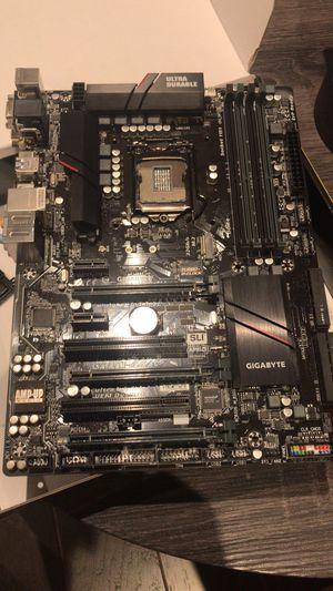 Gigabyte GA-Z170XP-SLI, LGA 1151 DDR4 ATX Motherboard(mint Condition) for Sale in Allen, TX