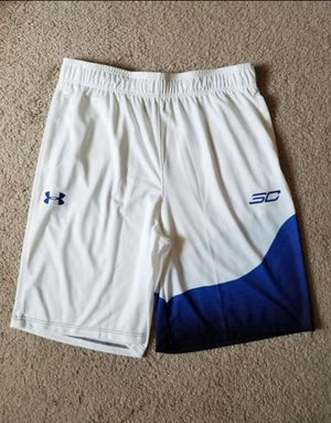 Under Armour Steph Curry Basketball Shorts for Sale in Ceres, CA