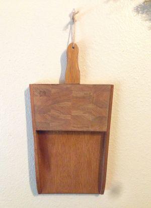 Vintage hanging cutting board kitchen decor 14'x 7.5' for Sale in Steilacoom, WA