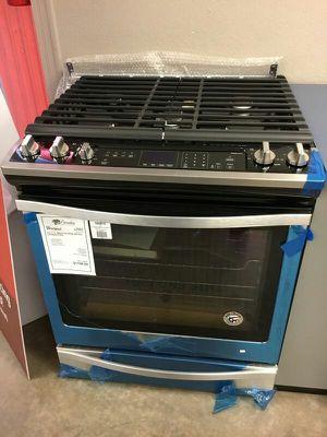 NEW! Whirlpool 5 Burner Slide In Gas Stove Oven 🔥 for Sale in Gilbert, AZ