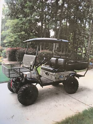 Golf Cart for Sale for Sale in Cumming, GA