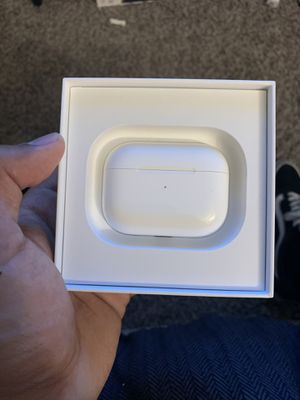 AirPods Pro wireless charging case. for Sale in Fresno, CA