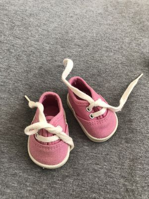american girl doll shoes, 18 inch doll for Sale in Oro Valley, AZ