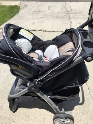 Chicco stroller and car seat for Sale in Pensacola, FL