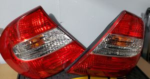 Toyota Camry 2002 2003 2004 Taillights O.E.M. Pair for Sale in Bloomingdale, IL
