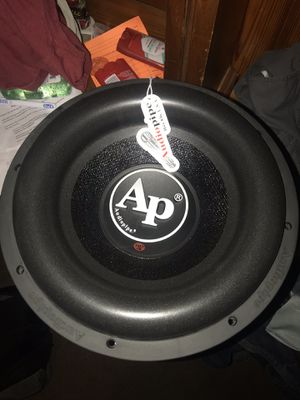 Audio for Sale in Fitzgerald, GA