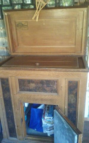 Old icebox for Sale in Brooksville, ME