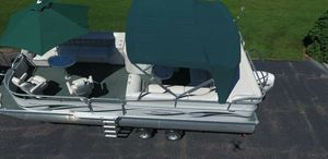 Saltwater Edition_BOAT_2006 Manitou Legacy Pontoon for Sale in Baton Rouge, LA
