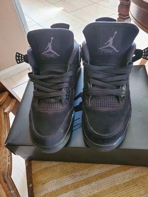 Air Jordan 4 retro size 11 in men for Sale in Fresno, CA