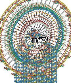 K'nex 6ft Motorized Ferris Wheel for Sale in Aberdeen,  WA