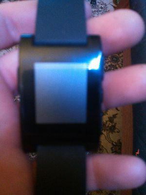 Pebble smart watch for Sale in Modesto, CA