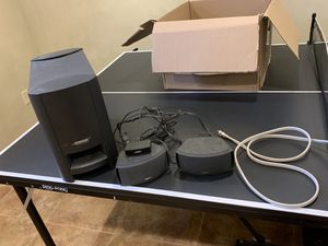 Bose surround sound. for Sale in Freehold, NJ