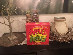Apples to Apples Board/Card Game - Fun for the Whole Family for Sale in Fairfax, VA