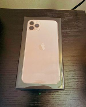 ⇐ Best Smartphone Of 2020 Apple iPhone 11 Pro Max 256GB Gold All Carriers ⇐ for Sale in Odessa, TX