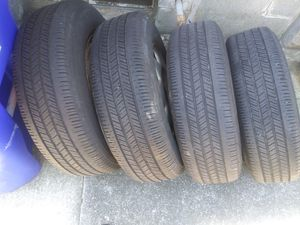 Goodyear tires and rims from crv honda for Sale in Reading, PA