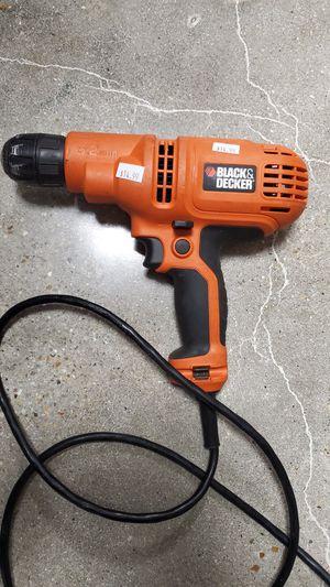 Black & Decker 3/8 inch Corded Drill for Sale in Gretna, LA
