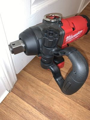 """M18 one key 1"""" impact wrench with friction ring (tool only). $$570 price is firm for Sale in Bellevue, WA"""