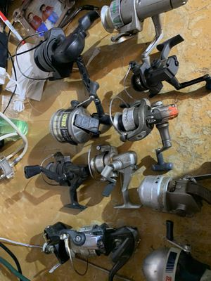Fishing reels for Sale in Surprise, AZ