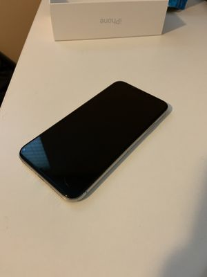 Unlocked Verizon iPhone X 256GB w/ Accessories for Sale in Salt Lake City, UT