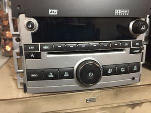 Radios 2 escalades 3 chev 1 cd player for Sale in Pomona, CA