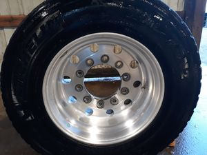 Super single wheels & tires for Sale in Vancouver, WA