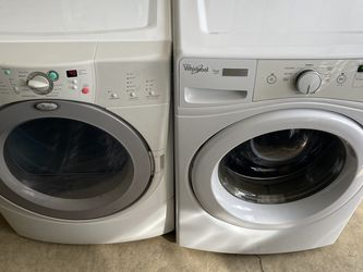 Frontload Whirlpool Washer And Dryer for Sale in Happy Valley,  OR