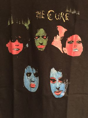 The Cure Small Women's T-Shirt for Sale in Compton, CA