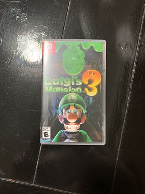 Luigis Mansion 3 for Sale in Vista, CA