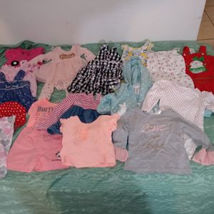 Baby Girl Clothes 12 & 24 Months for Sale in Houston, TX