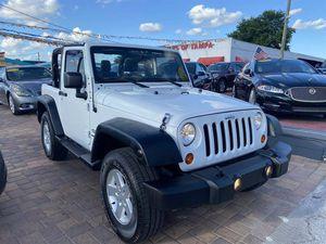 2012 Jeep Wrangler for Sale in Tampa, FL