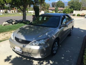 2005 Toyota Camry for Sale in Lake Elsinore, CA