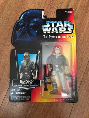 """Star Wars action figure """"The Power Of The Force """" for Sale in Mountain View, CA"""