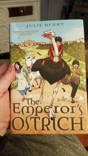 The emperors ostrich by julie berry for Sale in Coconut Creek, FL