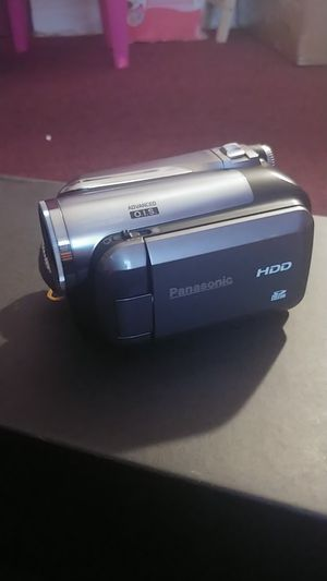 Panasonic video camera 80$ new for Sale in Los Angeles, CA