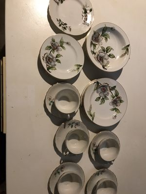 Roselyn China from Japan- Dogwood pattern for Sale in Washington, IA