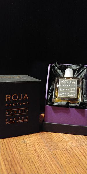 Roja Dove Danger Pour Homme Parfum 50ml - 55% Full w/Complete Presentation for Sale in Tucson, AZ