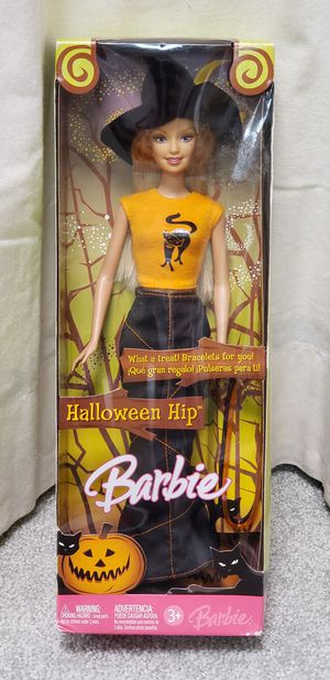 Halloween Hip Barbie Doll! for Sale in Naperville, IL
