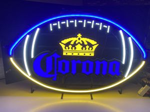 Corona Extra Football led beer bar sign light for Sale in Chino Hills, CA