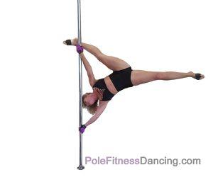 Xpole Xpert Pro Pole exercise dance pole for Sale in Lake Charles, LA