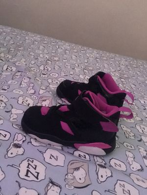 Girl purple Jordan's for Sale in Fort Myers, FL