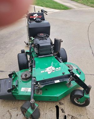 """Bobcat walk behind mower 48"""" for Sale in Imperial, MO"""
