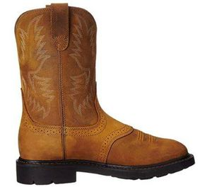 NEW Size 7.5 - NEW Ariat Men Work Boot Soft Toe Sierra Saddle 494307 for Sale in San Jose, CA