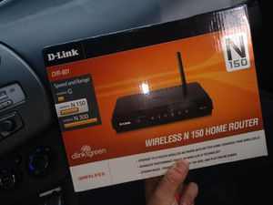 Wireless inhome routers for Sale in Katy, TX