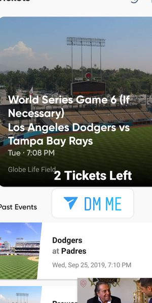 World Series Tickets for Sale in Compton, CA