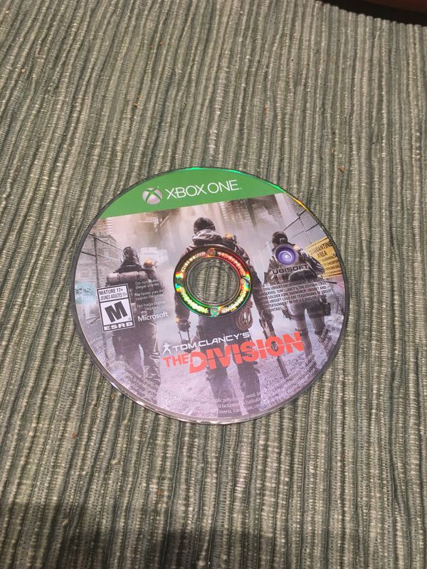 Tom Clancy's The Division (XB One)