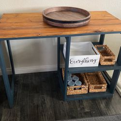 Rustic Custom Made Console Buffet for Sale in Whittier,  CA