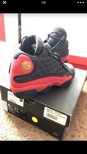 Jordan's retro 13 size 5y for Sale in Parlier, CA