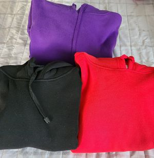 Men thick Hoodies sz 3x for Sale in Aurora, CO